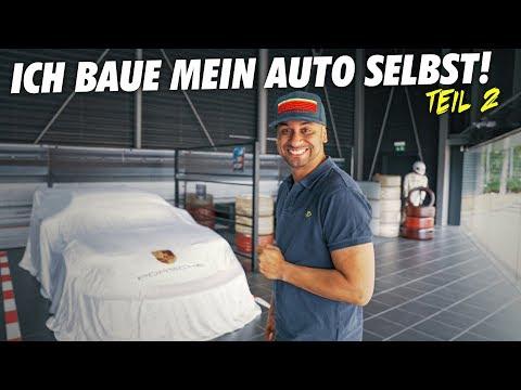 JP Performance - I build my own car! | Part 2