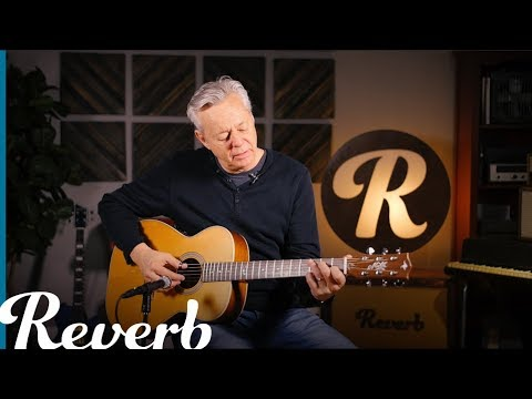 Tommy Emmanuel Teaches Variations in