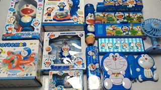 My Latest Doraemon toys & Pencil box Collection