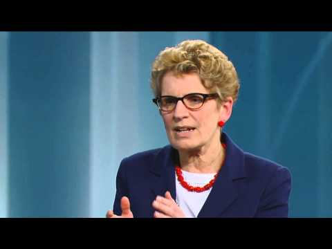 """Kathleen Wynne: """"I Am Not Interested In Attacking Human Beings"""""""