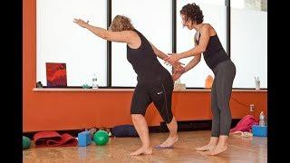 Hatha Yoga At Home  30 Minute Yoga Practice with Hope Zvara