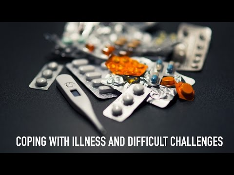 Coping With Illness and Difficult Challenges: How to Maintain a Positive Attitude