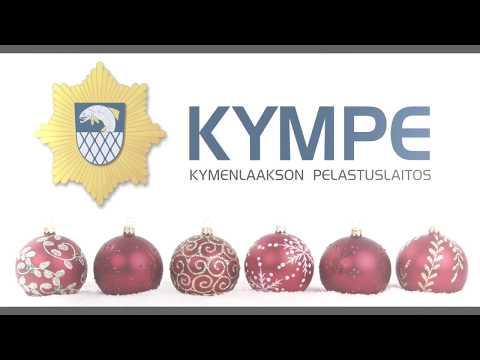 Viranomaiset heittäytyivät joulumielelle — Katso videolta poliisin yllättävä ja pelastusviranomaisten metallinen joulutervehdys, kannattaa katsoa äänien kera