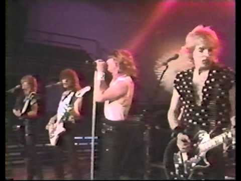 Def Leppard - Photograph (American Bandstand 1983)