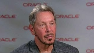 Larry Ellison on China: Don't want to find ourselves in second place