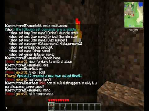 COMANDI PRINCIPALI PER I SERVER DI MINECRAFT!!!! - YouTube