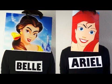 If Disney Princesses Had A Rap Battle..