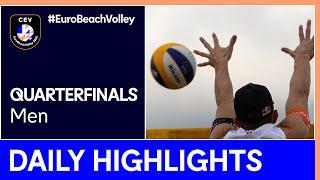 Men Beach Volleyball Day 3 Highlights - #EuroBeachVolley 2020