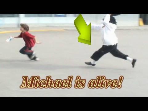 Video Proof: Michael Jackson Is Still Alive!