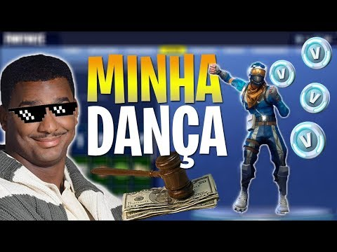 PROCESSOU A EPIC GAMES POR CAUSA DA DANÇA! FORTNITE NEWS