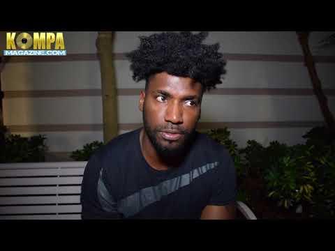 """STANLEY GUITAR: """"Min poukisa mwen kite DAT7""""! (VIDEO Interview)"""
