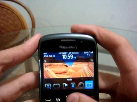 BlackBerry 9300 Curve 3G Review