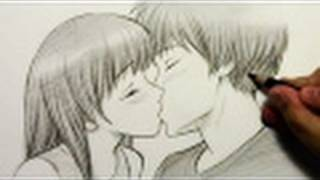 How to Draw People Kissing [HTD video #2](OFFICIAL CRILLEY PLAYLIST: http://bit.ly/CRILLEYPLAYLIST All 3