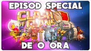 Episod de o ora | Clash of Clans Romania