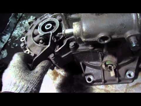 Volkswagen Vento, фольксваген вента, 2.0 ремонт коробки