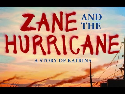 Zane and the Hurricane Book Trailer