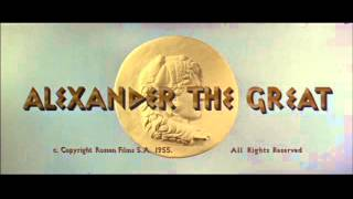 Alexander The Great 1956 Soundtrack