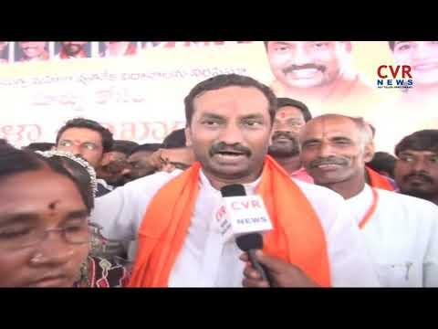 Face To Face With Telangana BJP Leader Raghunandan Rao | CVR NEWS