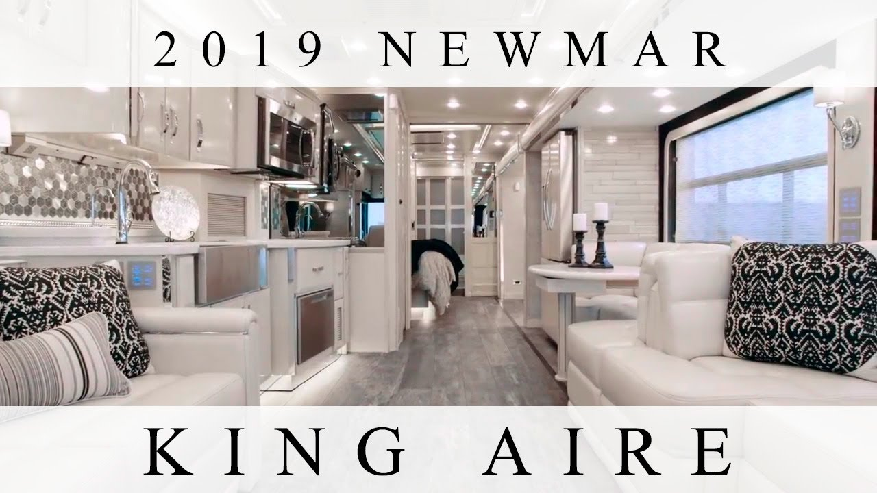Newmar King Aire luxury diesel motorhome  RV in Florida