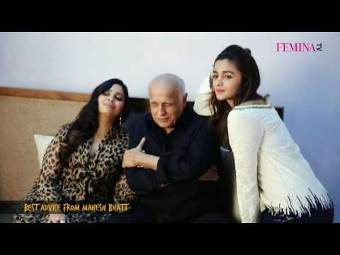 Alia Bhatt teams up with father Mahesh and sister Shaheen for their first ever magazine shoot|Femina Mp3