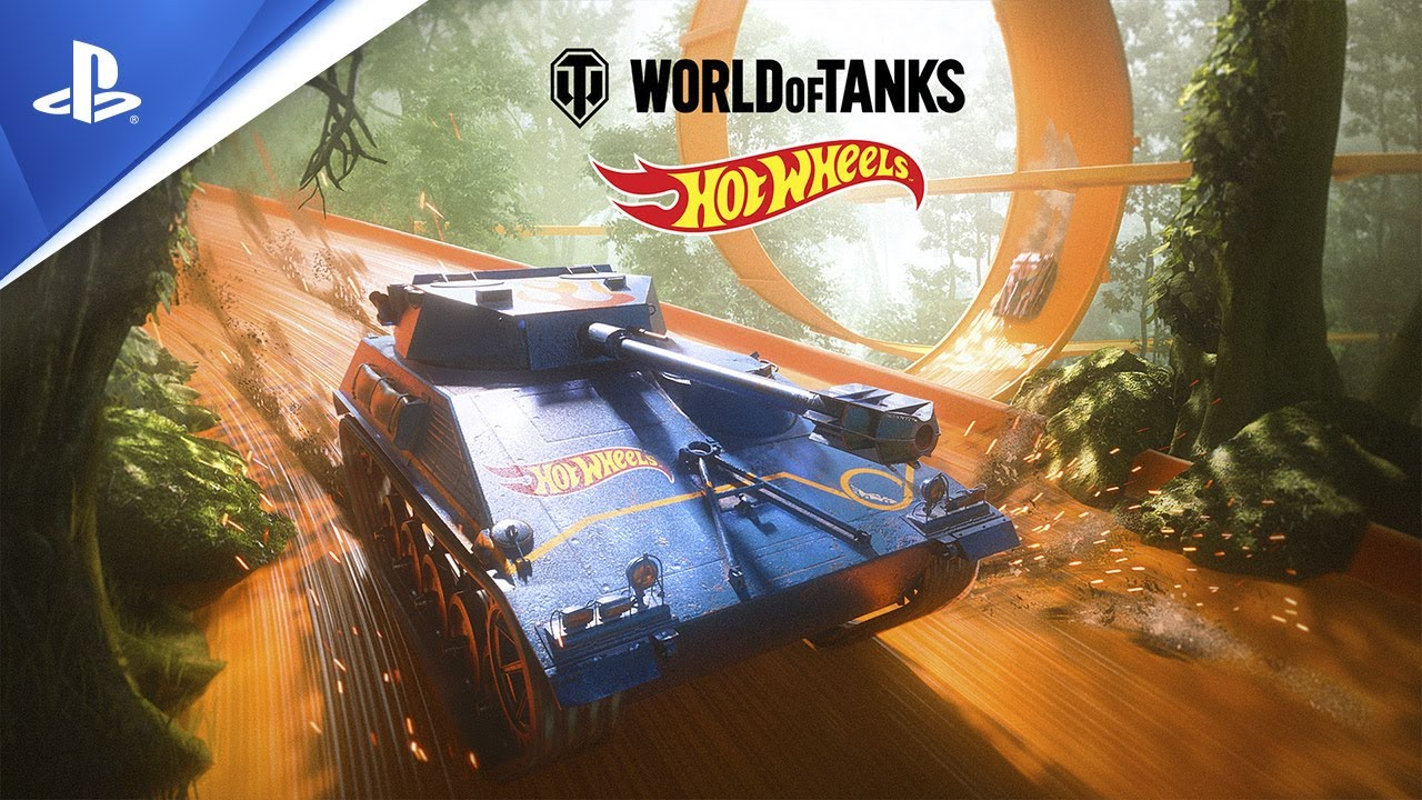 World of Tanks | Hot Wheels | PS4