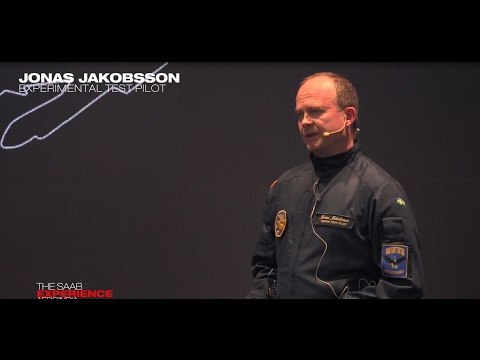 Saab at Aero India 2017: Mini-talk with Jonas Jakobsson, How To Develop The Perfect Fighter