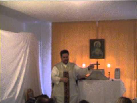 Pater Joseph Pfeiffer SSPX Resistance VIDEO 2  Deutschland Juli 2013