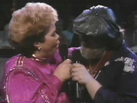Etta James + Doctor John  Id Rather Go Blind  1987