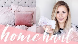 NEW HOME ADDITIONS: HOMEWARE & FURNITURE HAUL | Hello October