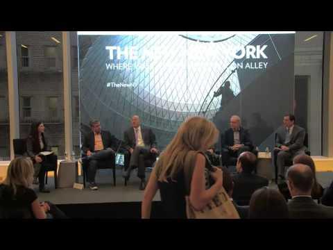 "The Partnership and New York Magazine Host ""The New New York"""