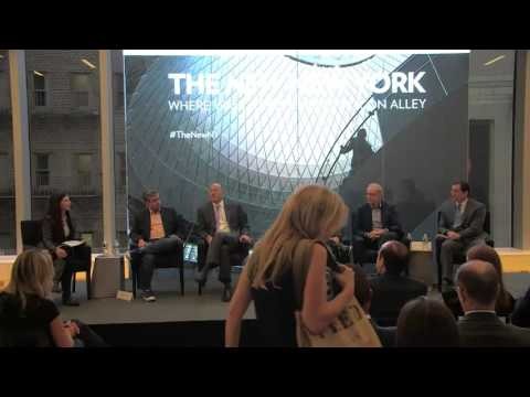 "The Partnership and New York Magazine Host ""The New New York"""
