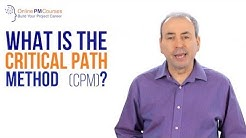 What is the Critical Path Method (CPM)? PM in Under 5