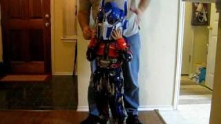 """CJ, """"I am Optimus Prime"""" Thumbnail"""