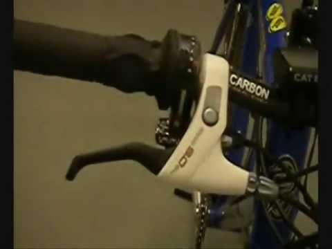 polkupyörän jarrujen säätö