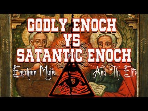 The Root of Freemasonry (illuminati) Enochian Magic, Enoch Vs Enoch.  w/ Gary Wayne