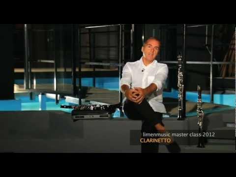 MasterClass di clarinetto - Maestro Fabrizio Meloni.mov