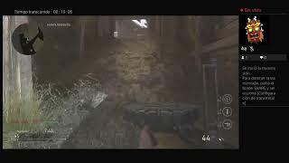 Transmisión de PS4 en vivo de DVader087