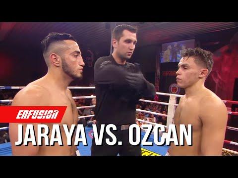 Mohammed Jaraya vs Tayfun Ozcan Enfusion Live 07.02.2015