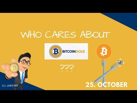 BITCOIN SIMPLIFIED #21   Is Bitcoin Gold Already Forked? Is BTG A Scam?