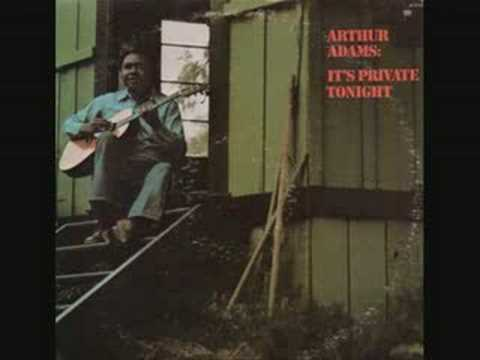 "Arthur Adams ""Private Tonight"" Mp3"