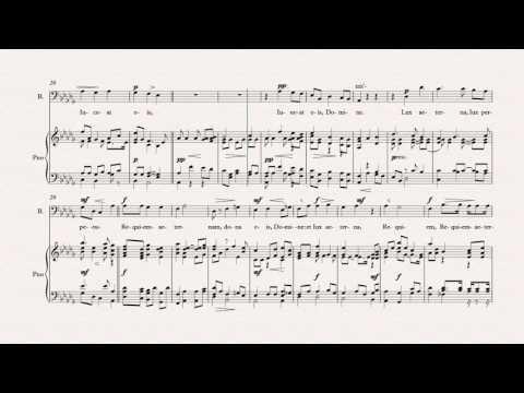 Lux Aeterna Bass 1