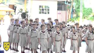 Download Winner of girl guide marching 2015 (Ektra Secondary Students) MP3 song and Music Video