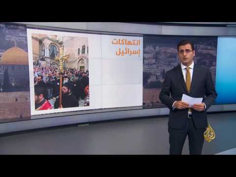 سنوات من محاولات الاحتلال تهويد الأقصى والقدس  - نشر قبل 5 ساعة
