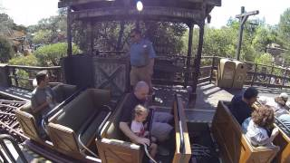 Go Pro Big Thunder Mountain Railroad 3-13-14