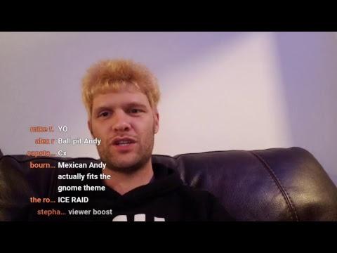 Ice Poseidon afterparty 2$ TTS 3$ MEDIA   daily live vlog