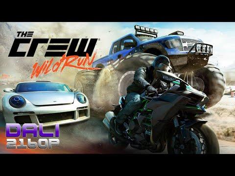 The Crew Wild Run PC UltraHD 4K Gameplay 60fps 2160p