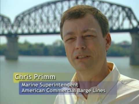 America's Inland Waterways System - Part 1