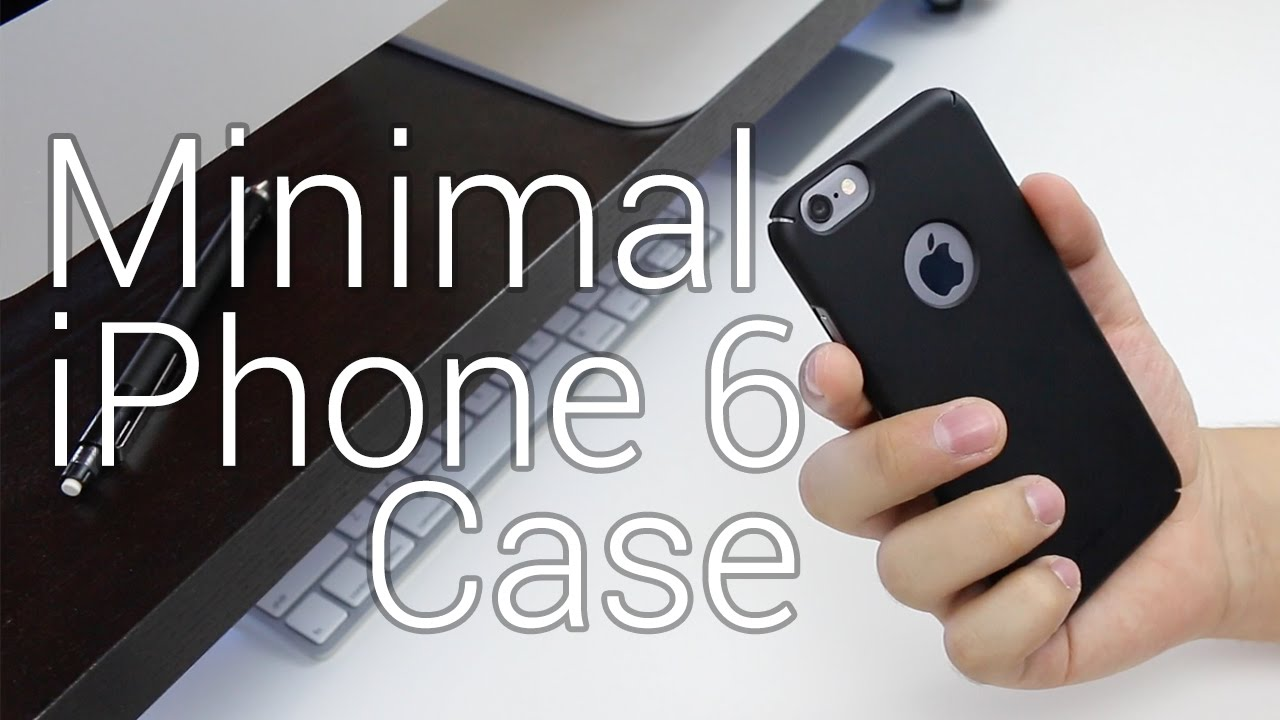slim iphone 6 case
