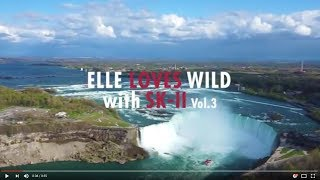 ELLE LOVES WILD with SK-Ⅱ vol.3~宮本彩菜×カナダ・オンタリオ 宮本彩菜 検索動画 5