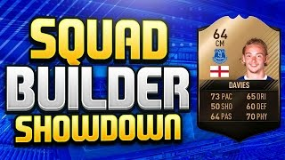 One of Hashtag Harry's most viewed videos: FIFA 17 SQUAD BUILDER SHOWDOWN!!! LEGEND TOM DAVIES w/ AJ3!!